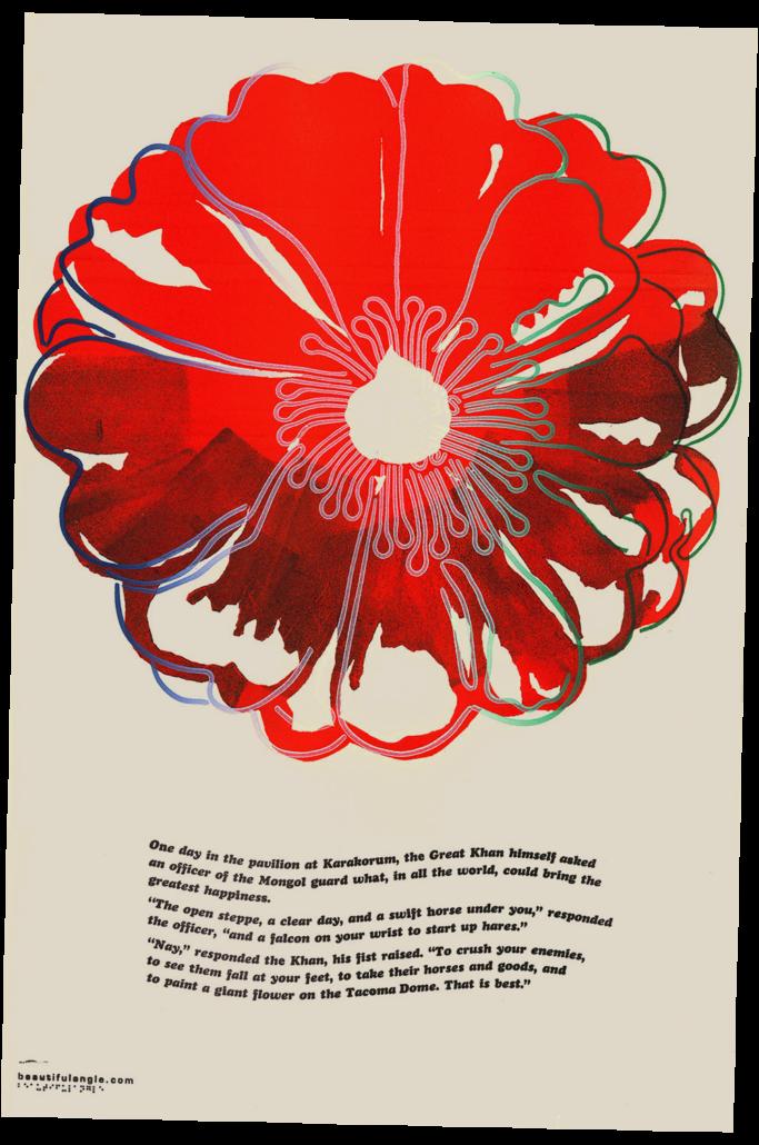 graphic, flower, beautiful angle, Rotator,